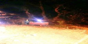 Burhaniye'de Kamyonetle Traktör Çarpıştı 7 Yaralı