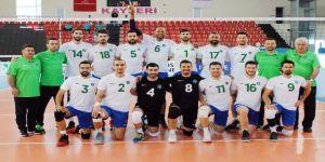 Voleybol 1. Lig Erkekler: Akkuş Belediyespor: 0 - Bursa Büyükşehir Belediyespor: 3