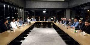 Tmmob Konya İkk 2019 İkinci Toplantısını Gerçekleştirdi