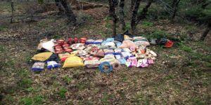 Bingöl'de Teröristlerin 5 Odalı Sığınağı İmha Edildi