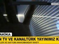Bugün TV ve Kanaltürk'ün Fişi Çekildi