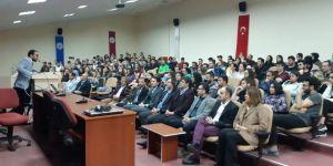 """Paü'de """"Borsa İstanbul Eğitim Semineri' Gerçekleştirildi"""