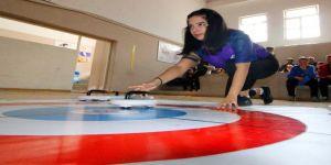 Okullar Arası Yıldızlar Ve Gençler Floor Curling İl Birinciliği