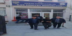 İş Yerinden Para Çalan Hırsızlar Tutuklandı
