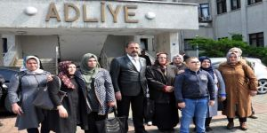 8 madencinin öldüğü dava 15 Nisan'a ertelendi