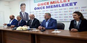 """Başkan Ali Çetinbaş: """"Milletimizin Takdiri Her Şeyin Üzerindedir"""""""