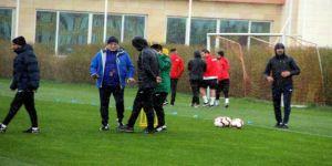 İstikbal Mobilya Kayserispor, Mke Ankaragücü Maçı Hazırlıklarına Başladı