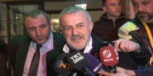 """Ahmet Ürmezgil: """"Çok Haklı Bir Galibiyetin Keyfini Yaşıyoruz"""""""