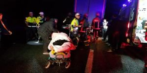 Tem'de Feci Kaza 5 Ölü 3 Yaralı