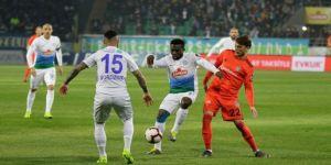 Spor Toto Süper Lig: Çaykur Rizespor: 2 - Beşiktaş: 7 (Maç Sonucu)