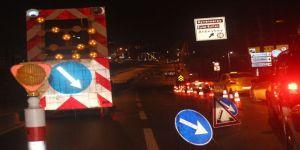 Atatürk Köprüsü Trafiğe Kapatıldı