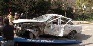İstanbul'da Ehliyetsiz Genç Sürücü Dehşeti: 1 Ölü