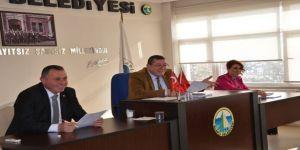 Alaplı Belediye Meclisi ilk kez toplandı