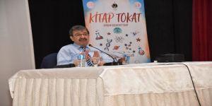 Yazar Hayati İnanç, Tokat'ta Kitapseverlerle Buluştu