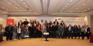 Havalimanı, Otogar Ve Taksi Şoförlerine İnsan Ticareti İle Mücadele Eğitimi