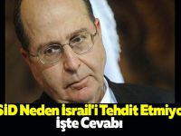 IŞİD Neden İsrail'i Tehdit Etmiyor