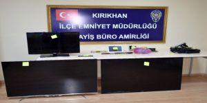Kırıkhan'da Hırsızlık Operasyonu: 6 Gözaltı