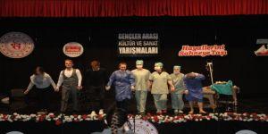 Akyazı Belediyesi Tiyatro Topluluğu Marmara 4'üncüsü Oldu