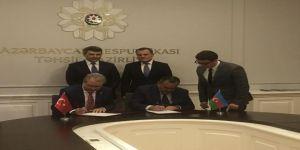 Ege'den Azerbaycan'da 3 eğitim iş birliği