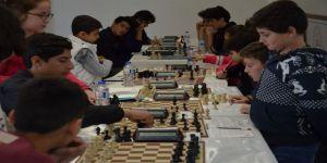 Polis Haftası Satranç Turnuvası Yapıldı