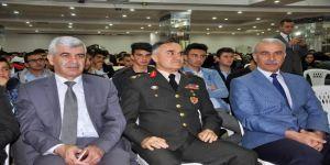 Tuğgeneral Celalettin Bacanlı, Öğrencilerle Askerlik Mesleğini Tanıttı