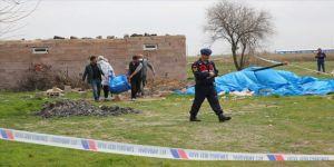 Kaybolan kişiyi babasının öldürdüğü ortaya çıktı