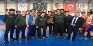 Kardelen Koleji Lise Basketbol Takımı Nevşehir Şampiyonu Oldu