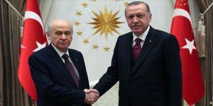 Erdoğan, Bahçeli'yi kabul edecek