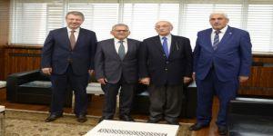Çekül Vakfı Başkanı Keykubadiye Sarayının Önemine Dikkat Çekti