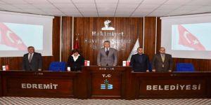 Yeni Dönem İlk Meclis Toplantısı Yapıldı