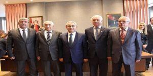 Abdullah Damcı Ve İlyas Bahar, Belediye Başkan Yardımcısı Oldu