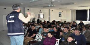 Kütahya Afad'tan Özel Öğrencilere Afetlere Hazırlık Eğitimi