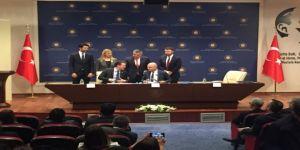 Türkiye İle Birleşmiş Milletler Arasında Kalkınma İş Birliği Protokolü