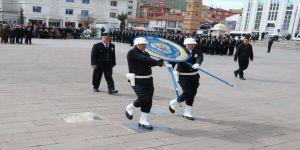 Türk Polis Teşkilatı'nın Kuruluş Yıl Dönümü Kutlandı
