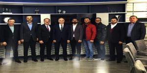 Müsiad'dan Başkanlara Hayırlı Olsun Ziyareti