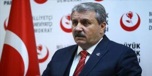 BBP Genel Başkanı Destici: YSK'nin kararına herkesin saygı duyması gerekir