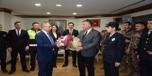 Vali Doruk, Polis Teşkilatı'nın 174. Kuruluş Yıldönümünü Kutladı
