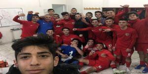 Kayserispor U17 takımı Beşiktaş'ı devirdi
