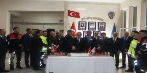 Türk Polis Teşkilatının 174. Kuruluş Yılı Kutlandı