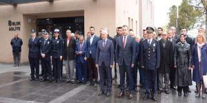 Lapseki'de Polis Haftası etkinlikleri