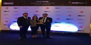 Gizemfrit'e 'İhracatın Yıldızı' Ödülü