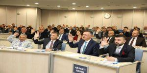 Adapazarı Belediyesinde Yeni Dönem İlk Meclis Toplantısı
