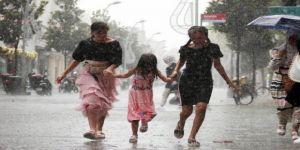 Yağmur Vatandaşları Hazırlıksız Yakaladı