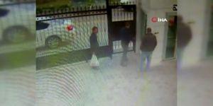 Köpekleri Katleden Şüpheliler Güvenlik Kamerasında