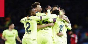Barcelona İngiltere'den avantajla dönüyor