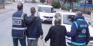 Kayseri'de Aranan Şahıslara Düzenlenen Operasyonda 43 Gözaltı