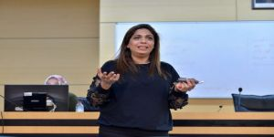 Stresini Sev Konulu Konferans Saü'de Düzenlendi
