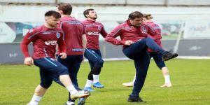 Trabzonspor, Bursaspor maçı hazırlıklarını tamamladı