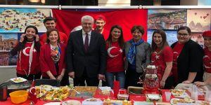Cenevre Üniversitesinde Türk rüzgarı