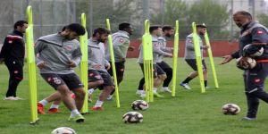 Adanaspor'da Gazişehir maçı hazırlıkları sürüyor